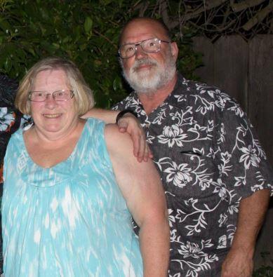 Mom and Bob